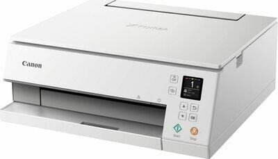 A4 Edible Imaging Printer & Photocopier Starter Kit with 5 Inks -Εκτυπωτής & Φωτοτυπικό μηχάνημα CANON TS6351 για Βρώσιμες Εκτυπώσεις με 5 Μελάνια