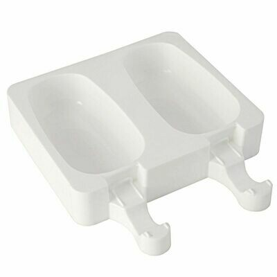 Silikomart Ice Cream Mould -CLASSIC Καλούπι με 50 Ξυλάκια -For Popsicles & Cakesicles
