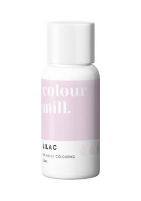 Colour Mill Oil Based Gel Colour -LILAC 20ml - Χρώμα Σοκολάτας σε Τζελ Λιλά