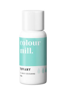 Colour Mill Oil Based Gel Colour -TIFFANY 20ml - Χρώμα Σοκολάτας σε Τζελ Βεραμάν