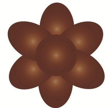 Sugarflair Paste Colours -WOODLAND Brown -Χρώμα σε Πάστα -Παστέλ Καφέ του Δάσους