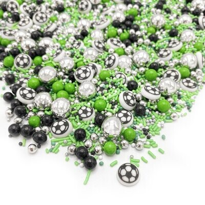 Happy Sprinkles Mix -FOOTBALL CHAMPION 90g - Μείγμα Ζαχαρωτών με Θέμα το Ποδόσφαιρο