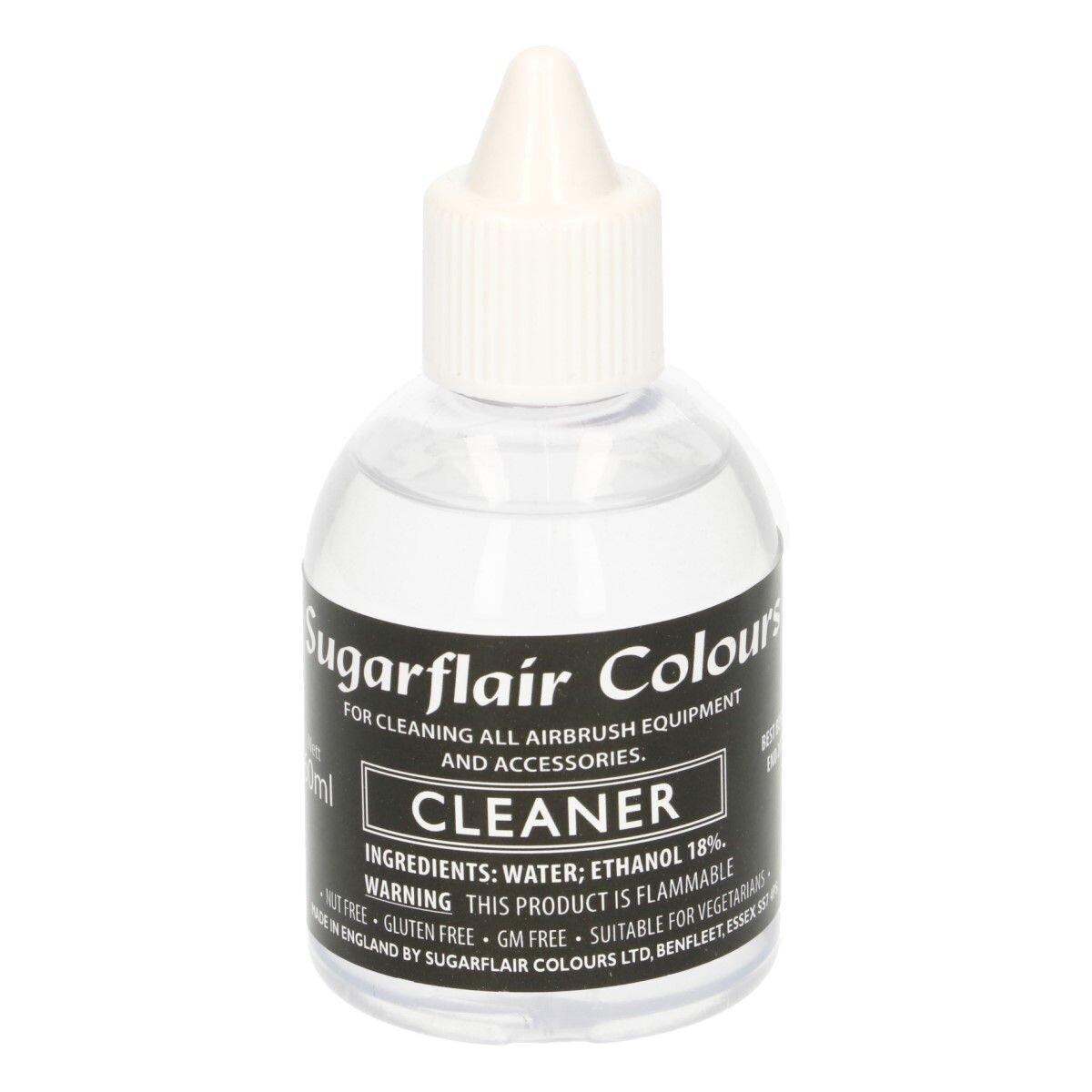 Sugarflair Airbrush Cleaner -Καθαριστικό Αερογράφου 60ml