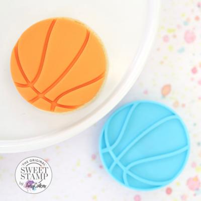 Sweet Stamp -Embosser -BASKETBALL - Σφραγίδα Μπάλα του Μπάσκετ