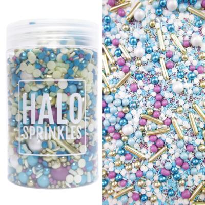 Halo Sprinkles -3 WISHES 125γρ - Μείγμα Ζαχαρωτών 'Ευχές'