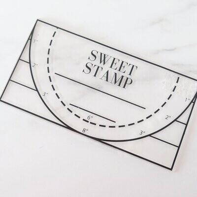 Sweet Stamp -Pick-Up Pad -LARGE - Πατάκι για σφραγίδες