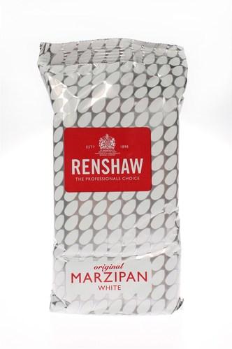 Renshaw WHITE MARZIPAN Αμυγδαλόπαστα Λευκή 1 κιλό ∞