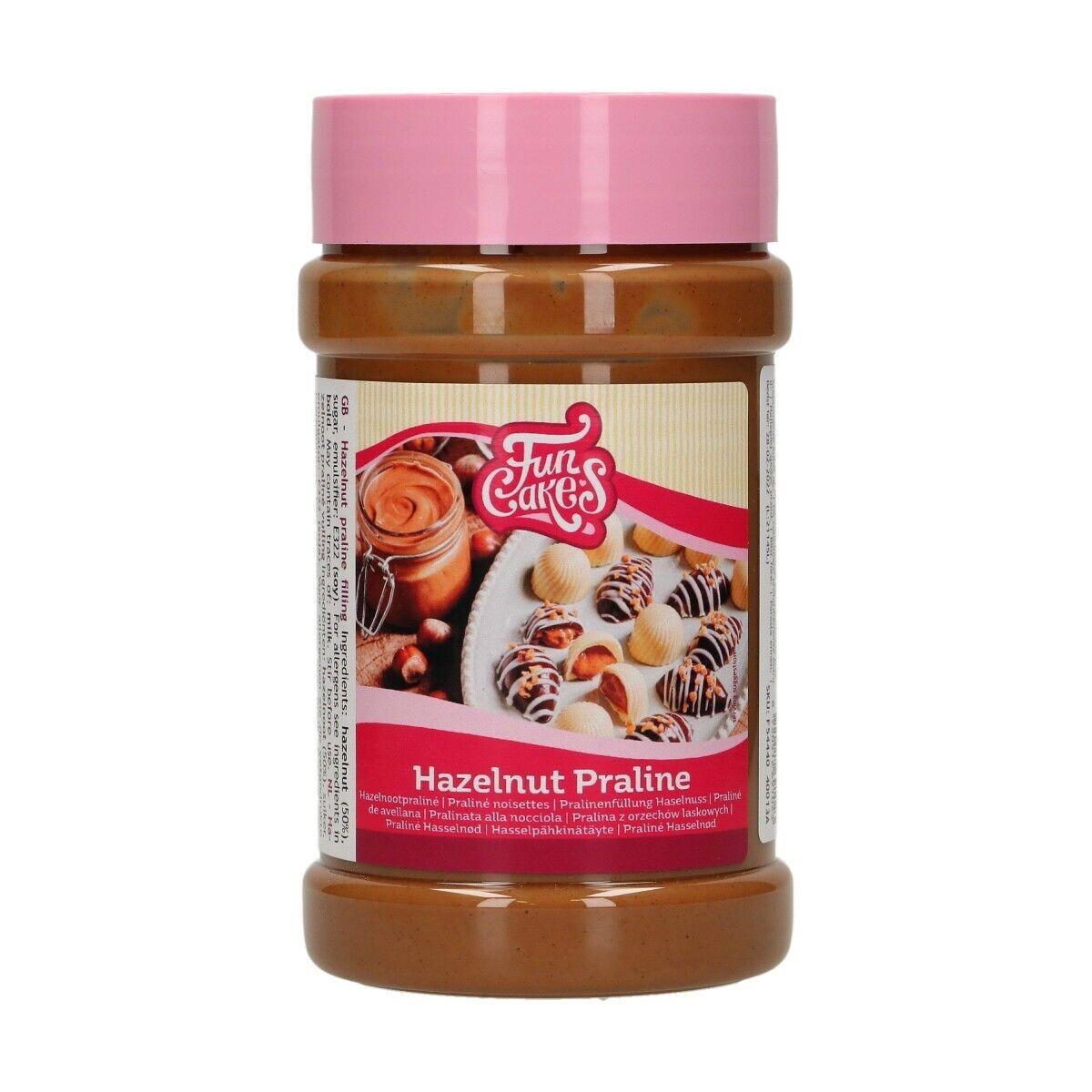 FunCakes Praliné Hazelnut Filling 325 g - ΠΡΑΛΙΝΑ ΦΟΥΝΤΟΥΚΙΟΥ