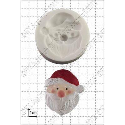 SALE!!! FPC Silicone Mould -FATHER CHRISTMAS -SANTA -Καλούπι Σιλικόνης Άγιος Βασίλης