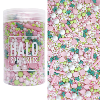 Halo Sprinkles 125γρ -DON'T BE A PRICK - Μείγμα  Ζαχαρωτών σε Παστέλ Αποχρώσεις με Κάκτους