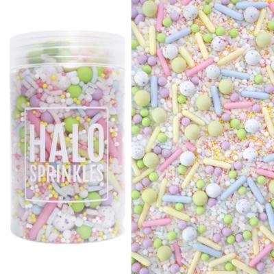 Halo Sprinkles 125γρ -PASTEL MATTER - Μείγμα  Ζαχαρωτών σε Παστέλ Αποχρώσεις