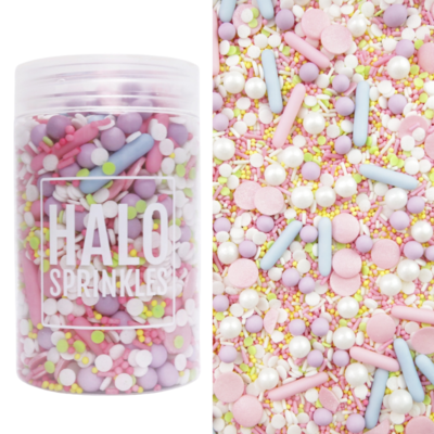 Halo Sprinkles 110γρ -PASTEL POP - Μείγμα  Ζαχαρωτών σε Παστέλ Αποχρώσεις