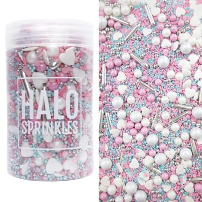 Halo Sprinkles 125γρ -STACEY'S MOM - Μείγμα Ζαχαρωτών σε Παστέλ Αποχρώσεις
