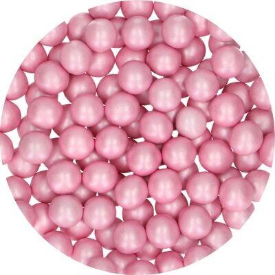FunCakes Candy Choco Pearls Large PINK 70γρ - Μεγάλες Σοκολατένιες Πέρλες Ροζ