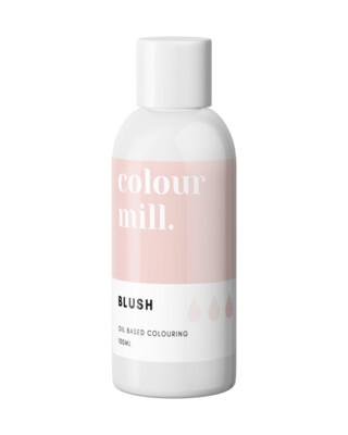 Colour Mill Oil Based Gel Colour -BLUSH 100ml - Χρώμα Σοκολάτας σε Τζελ Ροζ