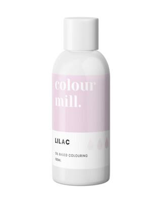Colour Mill Oil Based Gel Colour -LILAC 100ml - Χρώμα Σοκολάτας σε Τζελ Λιλά