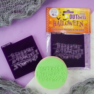 Sweet Stamp -OUTboss Halloween -STRANGER THINGS Σφραγίδα