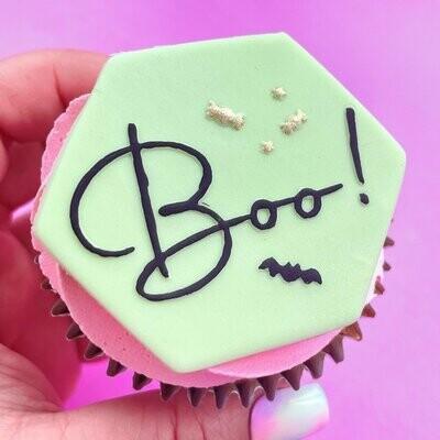 Sweet Stamp -OUTboss Halloween -BOO! - Σφραγίδα Halloween BOO!