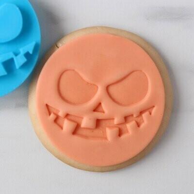 Sweet Stamp -Embosser Halloween -PUMPKIN FACE - Σφραγίδα Halloween