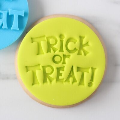Sweet Stamp -Embosser Halloween -TRICK or TREAT - Σφραγίδα Halloween