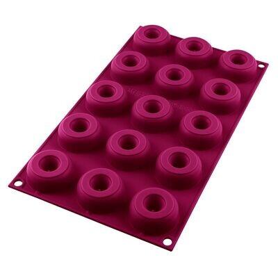 Silikomart -Donut Mould -MINI
