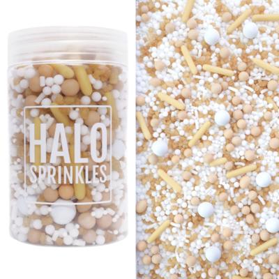 Halo Sprinkles 125γρ -SEND NUDES - Μείγμα Ζαχαρωτών σε Γήινες Αποχρώσεις