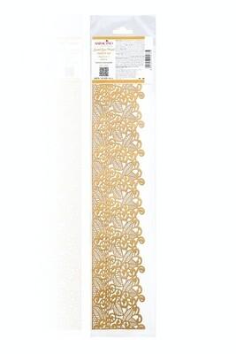 Saracino Ready to Use Lace - GOLD - Βρώσιμη Δαντέλα Χρυσή