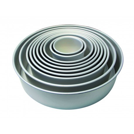 "PME Baking Tin -ROUND DEEP 9"" -Πολύ Βαθύ Στρογγυλό Ταψί 23εκ"