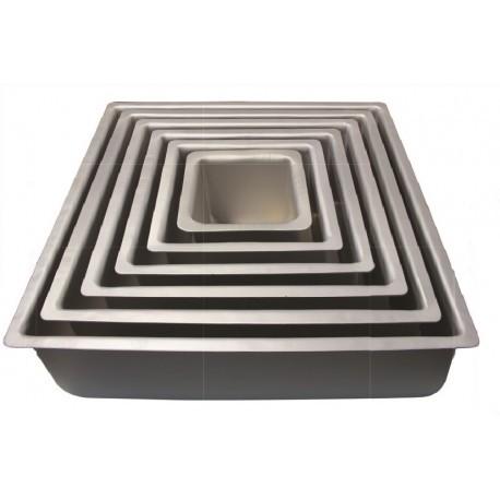 "PME Baking Tin -SQUARE DEEP 6"" -Πολύ Βαθύ Τετράγωνο Ταψί 15εκ"