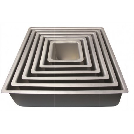 "PME Baking Tin -SQUARE DEEP 12"" -Πολύ Βαθύ Τετράγωνο Ταψί 30εκ"