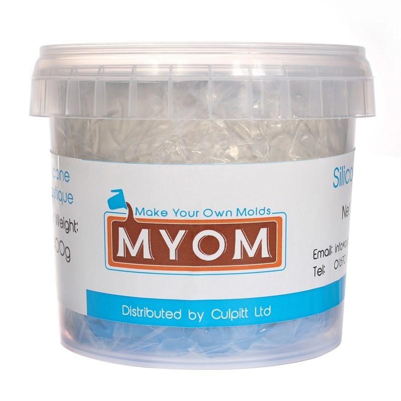 Make Your Own Molds Silicone Plastique Putty Mould Making Kit 400γρ -Σιλικόνη για Κατασκευή Καλουπιού