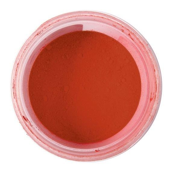 Colour Splash Dust -MATT POPPY RED -Σκόνη Ματ -Κόκκινο της Παπαρούνας 5γρ