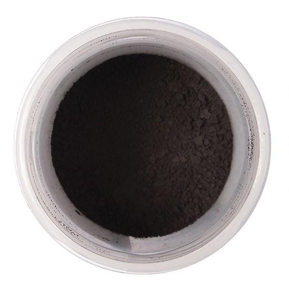 Colour Splash Dust -MATT BLACK -Σκόνη Ματ -Μαύρη 5γρ