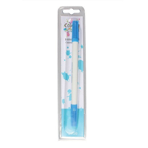 Colour Splash Food Pen -BLUE -Μαρκαδόρος Με Δύο Άκρες -Μπλε ∞