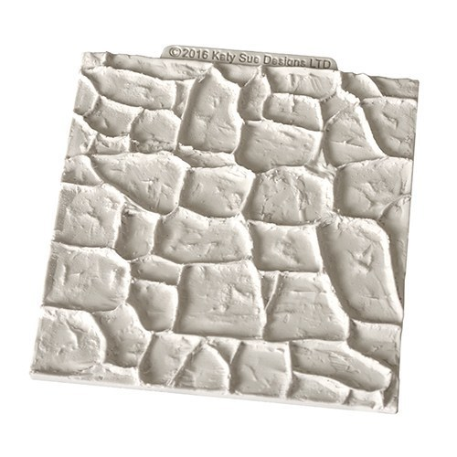 Katy Sue Silicone Embossing Mat -STONE -Καλούπι Σιλικόνης Πέτρα