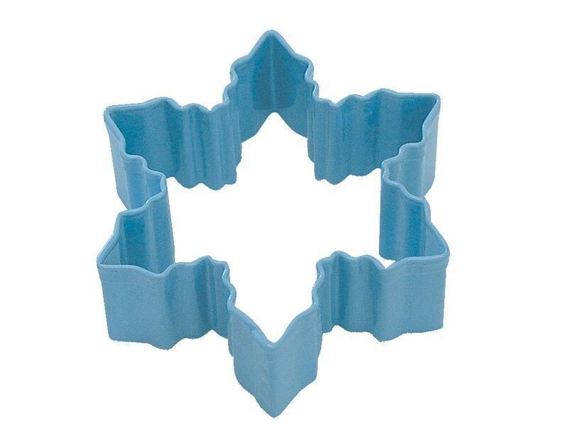 By AH -Cookie Cutter -SNOWFLAKE -BLUE - Κουπ πατ Μικρή Μπλε Χιονονιφάδα 9εκ