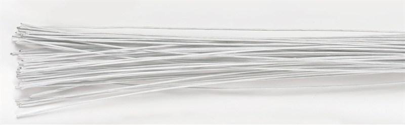 Culpitt Floral Wire -WHITE -30 gauge -Σύρμα Λουλουδιών -Λευκό 50 τεμ