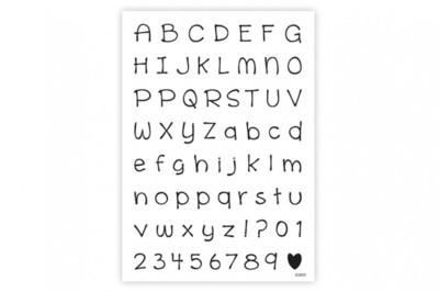 SALE!!! impressit™ Alphabet & Numbers Schoolwork - Αλφάβητος & Αριθμοί Σχολική Εργασία