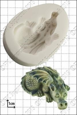SALE!!! FPC -Silicone Mould -BABY DRAGON -Καλούπι Σιλικόνης Μωράκι Δράκος