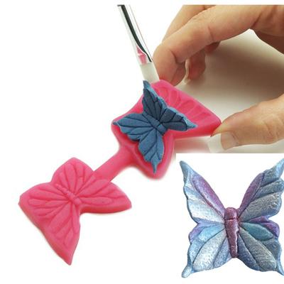 Blossom Art Cutter & Mould -ELEGANT BUTTERFLY -Καλούπι & Κουπ πάτ Κομψή Πεταλούδα
