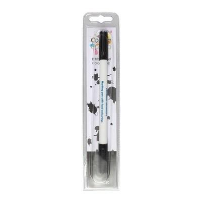 Colour Splash Food Pen -BLACK -Μαρκαδόρος Με Δύο Άκρες -Μαύρο