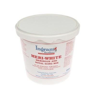 Ingram Brothers - Meri White 500g - Υποκατάστατο Αυγού - 500γρ