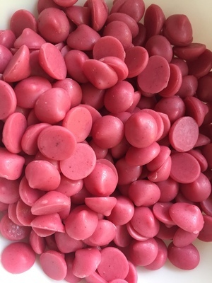 Belgian Chocolate Drops -STRAWBERRY Flavour -Σταγόνες Βέλγικης Σοκολάτας Με Γεύση Φράουλα 1 κιλό