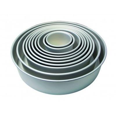"PME Baking Tin -ROUND DEEP 6"" -Πολύ Βαθύ Στρογγυλό Ταψί 15εκ"