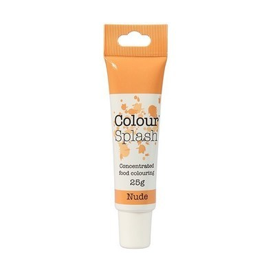 Colour Splash GEL -NUDE -Χρώμα Πάστας -Χρώμα του Δέρματος 25γρ