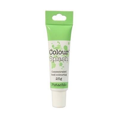 Colour Splash GEL -PISTACHIO -Χρώμα Πάστας -Φυστικί 25γρ