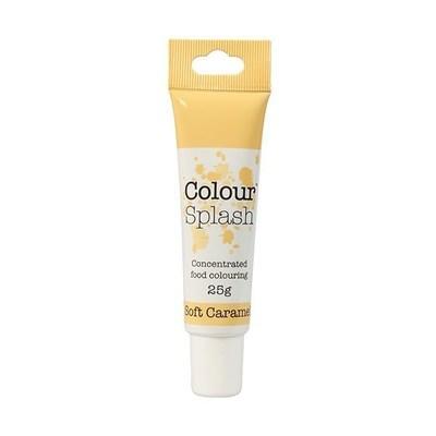 Colour Splash GEL -SOFT CARAMEL -Χρώμα Τζελ -Απαλή Καραμέλα 25γρ