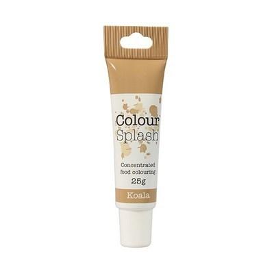 Colour Splash GEL -KOALA (LIGHT BROWN) -Χρώμα Τζελ-Ανοιχτό Καφέ 25γρ