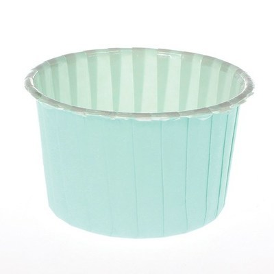 Culpitt Cupcake Baking Cups -AQUA - Κυπελάκια Ψησίματος Υδάτινο Μπλε 24 τεμ