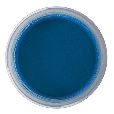 Colour Splash Dust -MATT BRIGHT BLUE -Σκόνη Ματ - Μπλε - 5γρ